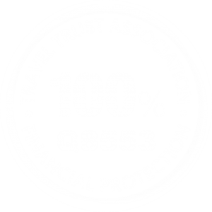 100% PAYMENT PROTECTION - WHITE