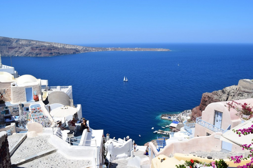 Travel Now Pay Later Holidays Santorini Greece